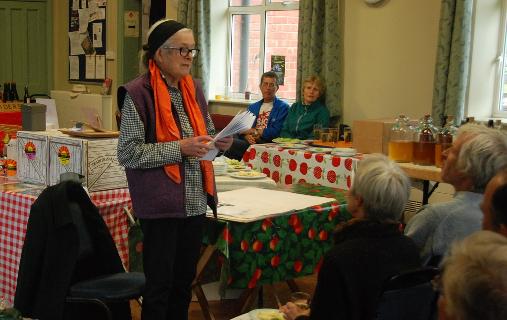 Jean addresses the makers