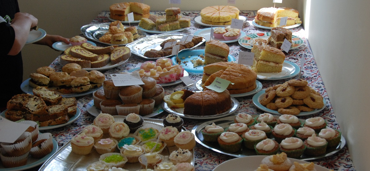 Fabulous homemade cakes