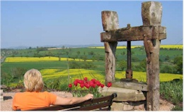 Views from Woodredding Farm